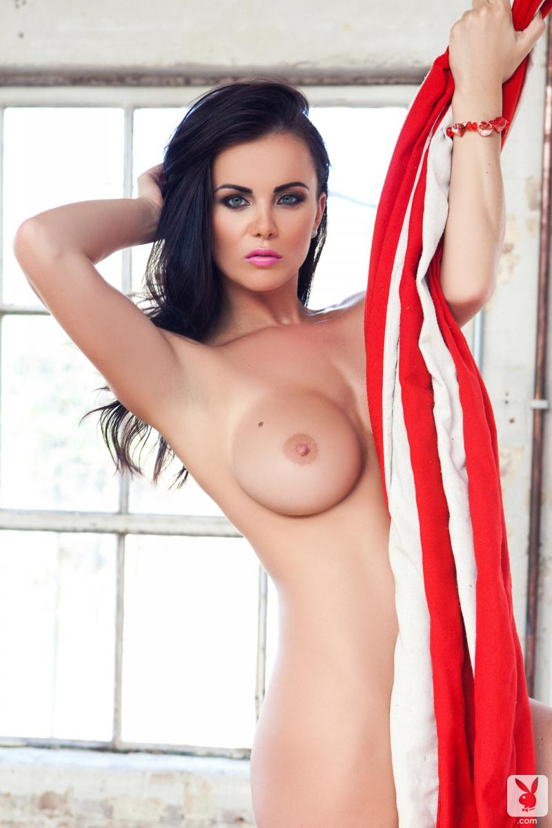 Emma Glover Nude – Wonder Girl Playboy
