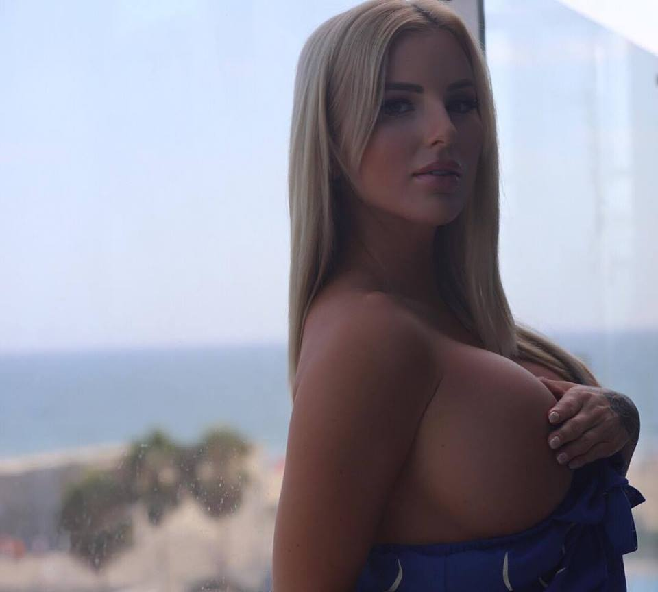 Holly Lynch Nude Topless And Sex