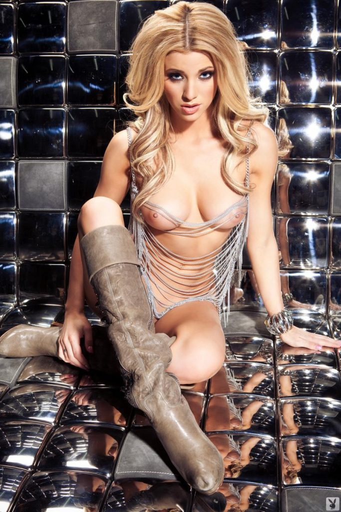 Olivia Paige Nude at Playboy – Stunning Blonde Teases You