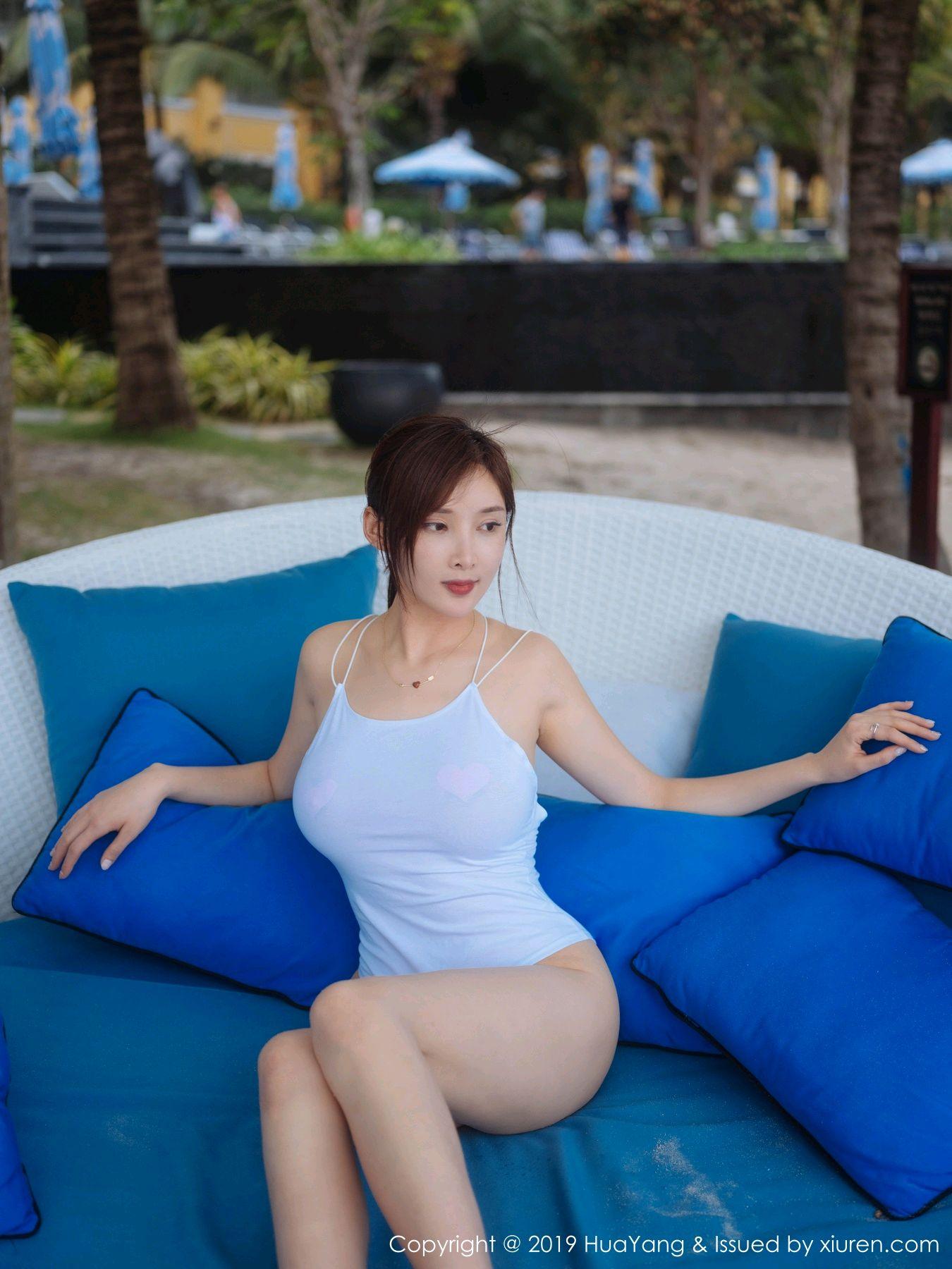 [Huayang] Vol.149 Zhou Yan Xi