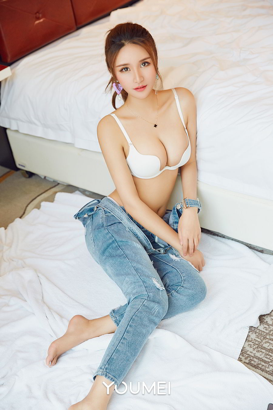 [尤美Youmei] Vol.084 Solo Yi Fei