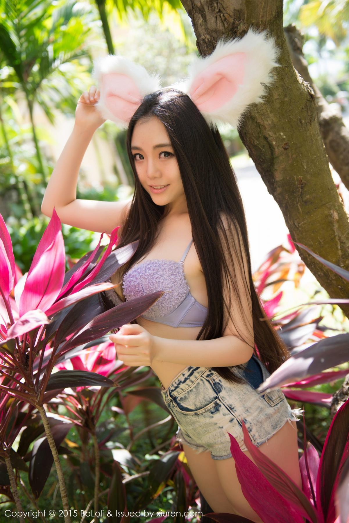 [Bololi] Vol.028 Xu Wen Ting