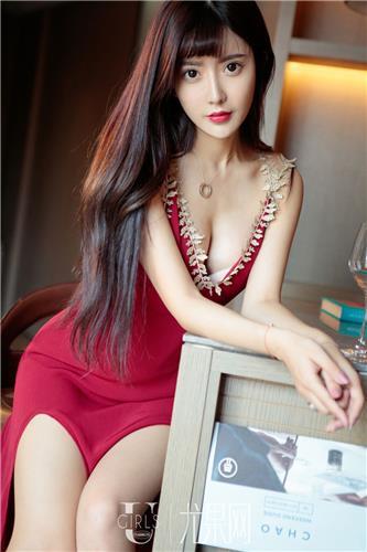 [Ugirls] Vol.300 Zhao Zhi Yan