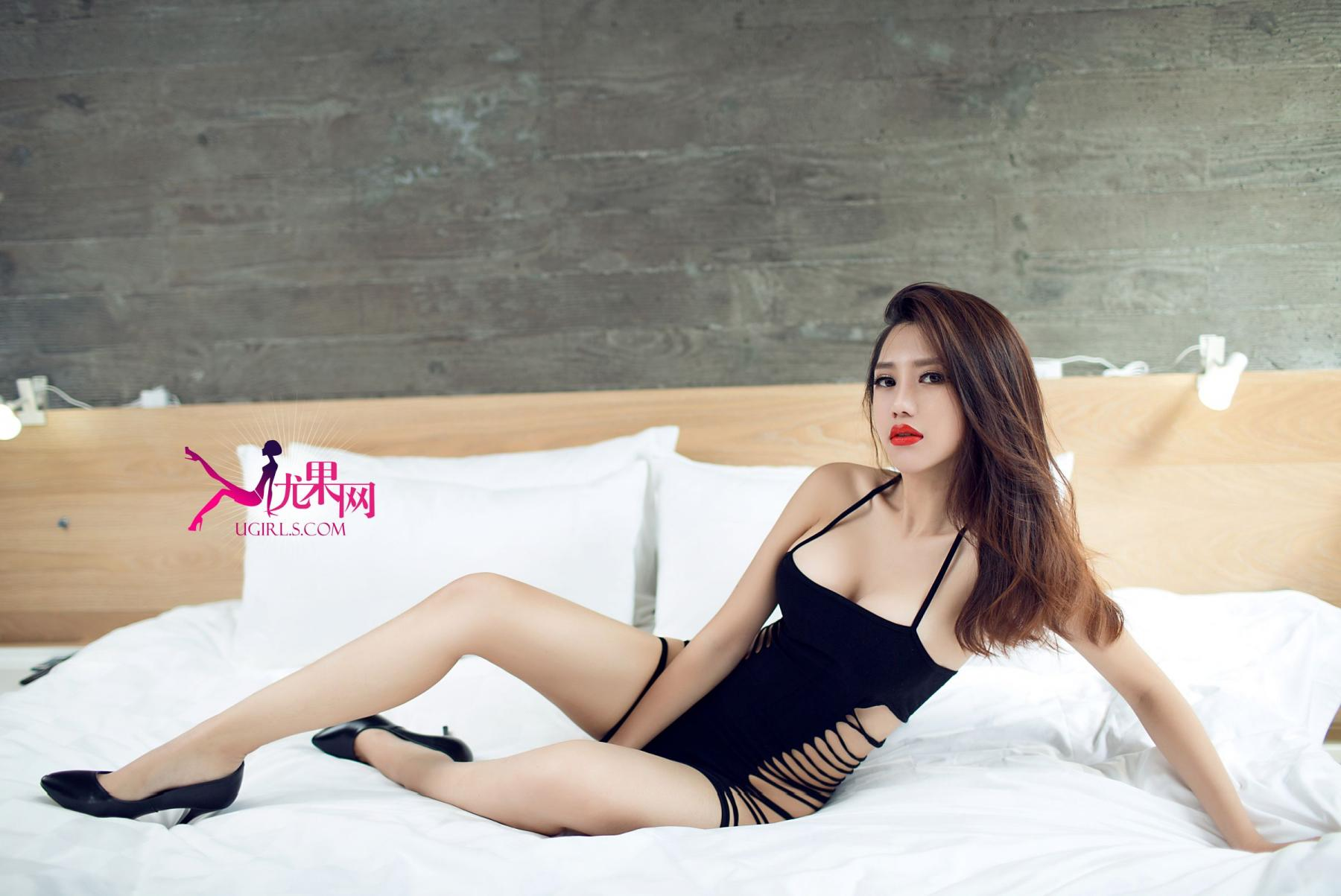 [Ugirls] Vol.040 Qi Li Jia - Hotgirl.biz