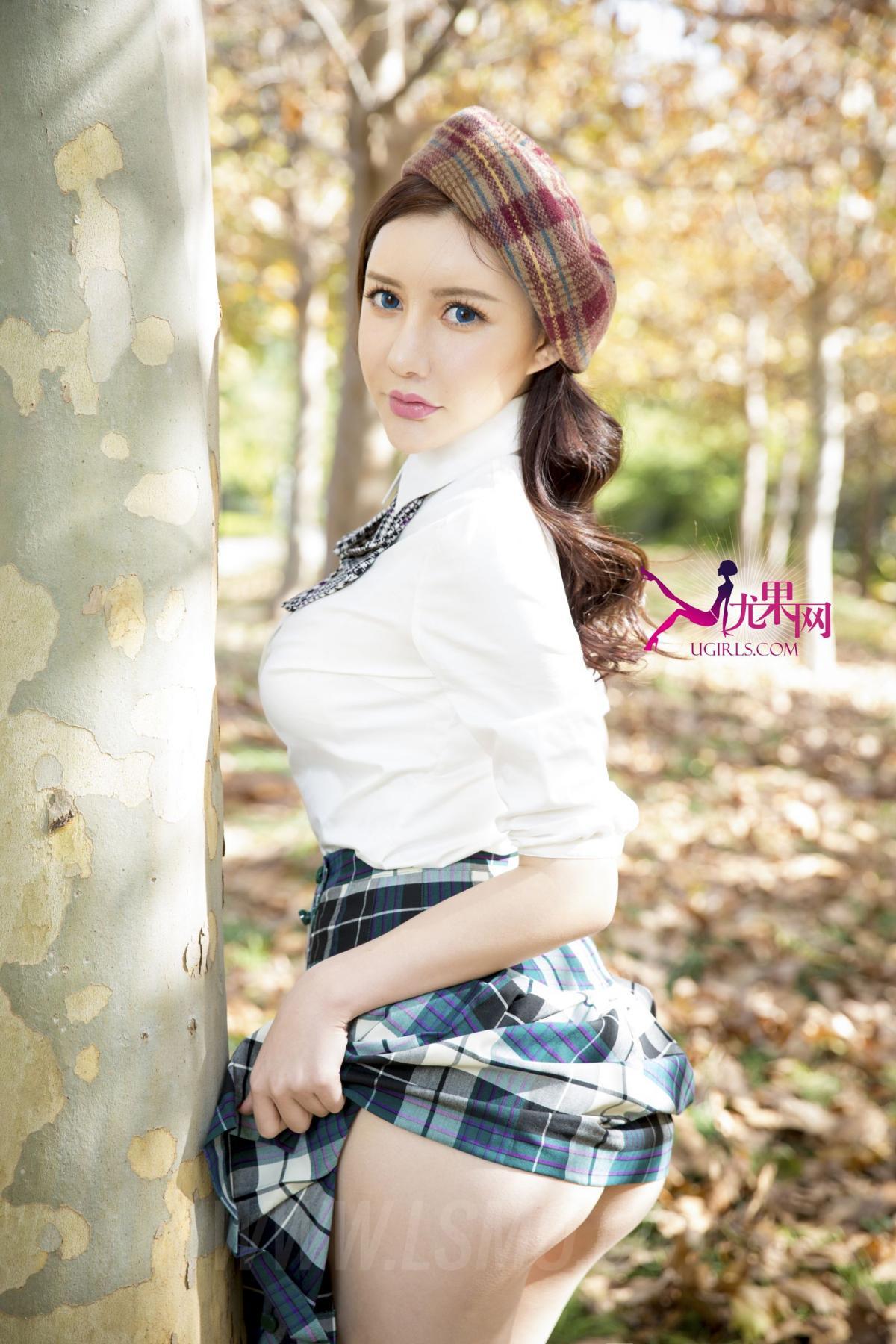 [Ugirls] Vol.129 Chen Bao La
