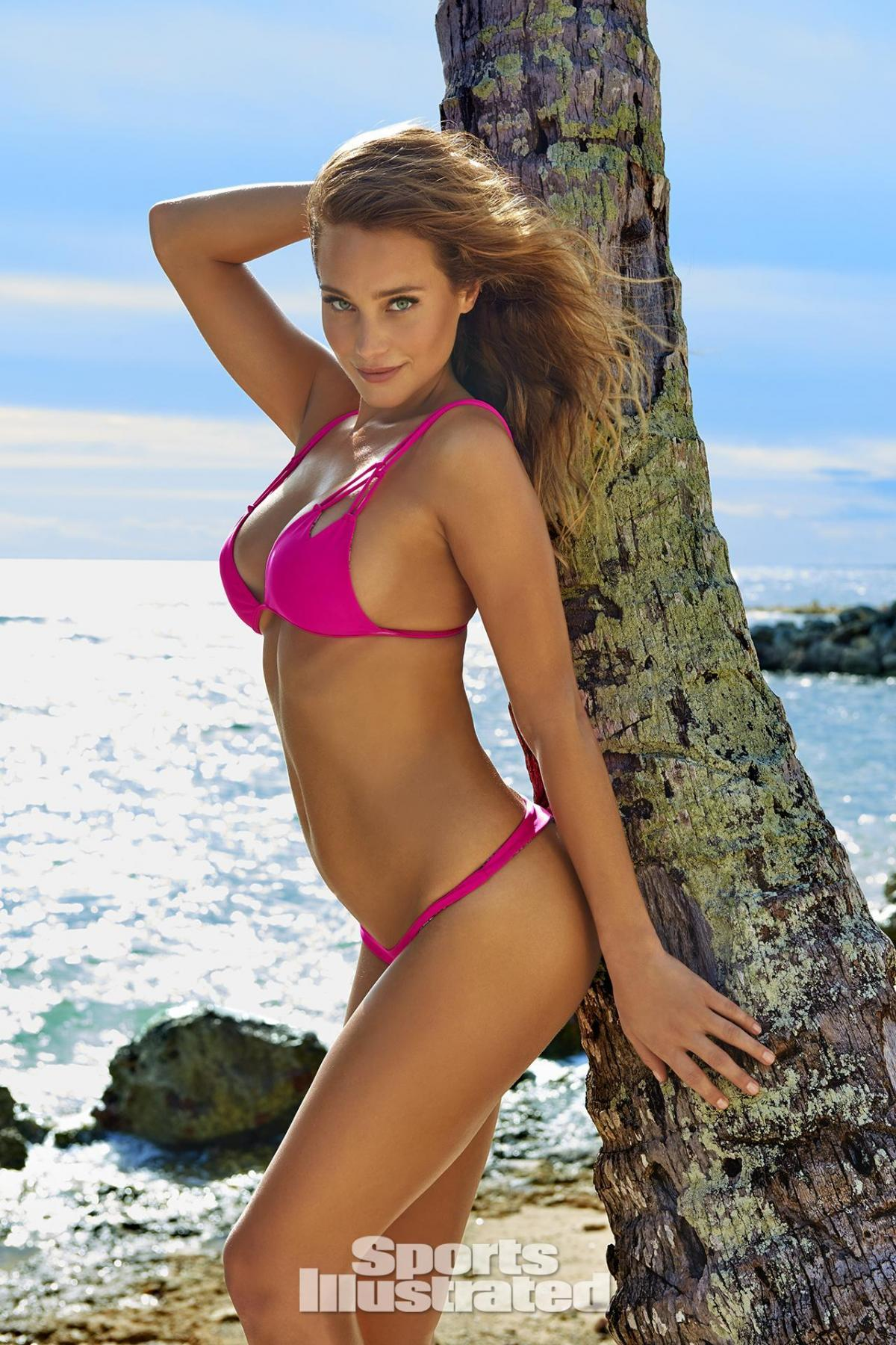 Hannah Jeter Beach Bikini Picture and Photo