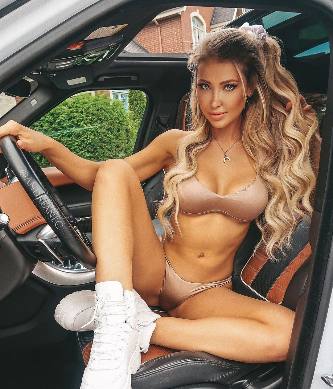 Andreane Chamberland Sincere Canadian Beauty