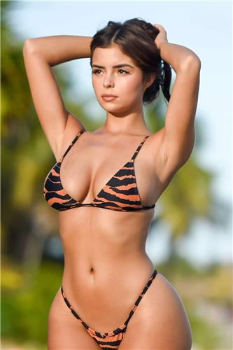 Demi Rose- Bikini Collection, January 2019