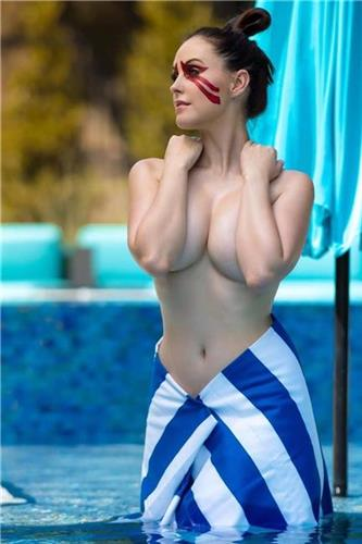 Meg Turney Big Boobs Cosplay Picture and Photo
