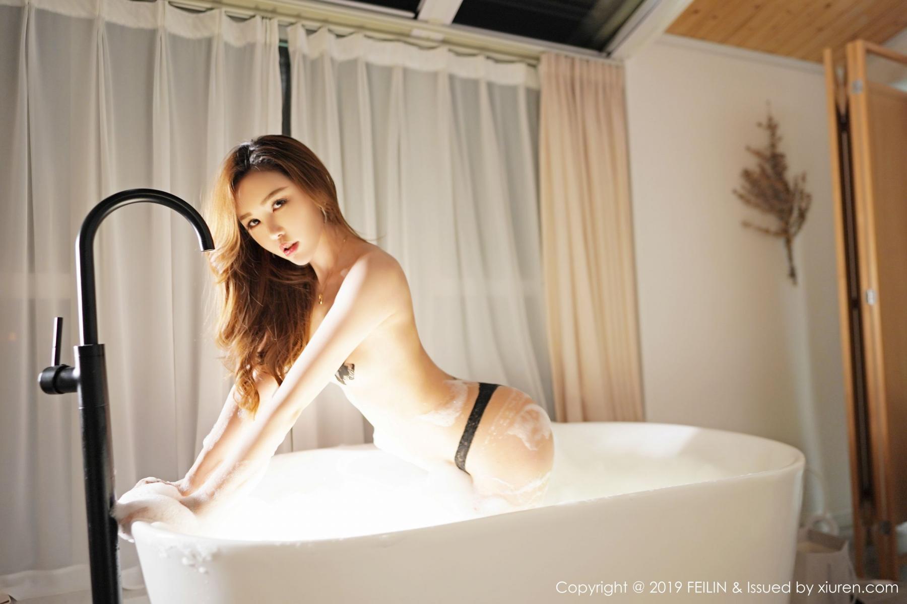 [FeiLin] Vol.221 Meng Xiao Nan
