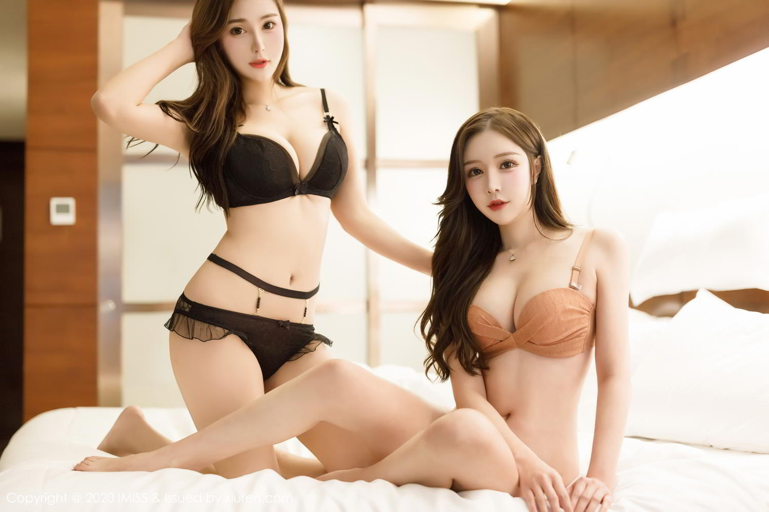 [IMiss] Vol.462 Model Collection