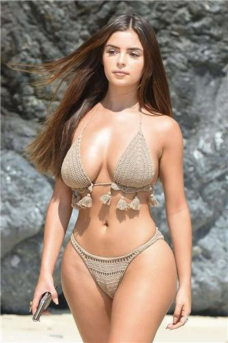 Demi Rose- Bikini Collection, February 2019