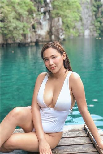 Philippines Beauty Cyrene Gallano Hot Photos