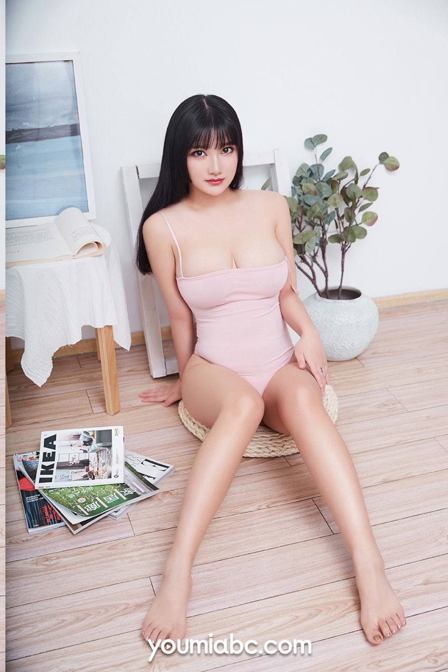 [Youmei] Vol.136 Naked Desire