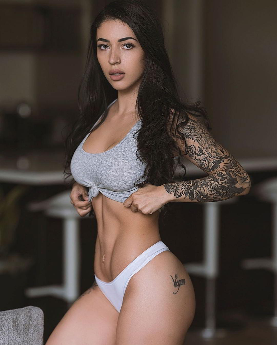 Bianca Taylor- ISSA Certified Personal Trainer