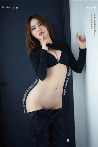 [Youmei] Vol.171 Black Lady