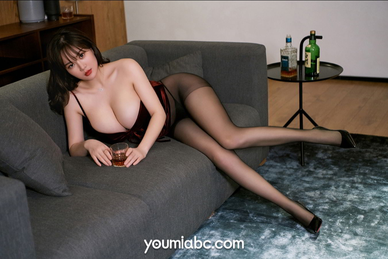 [Youmei] Vol.343 She is like wine