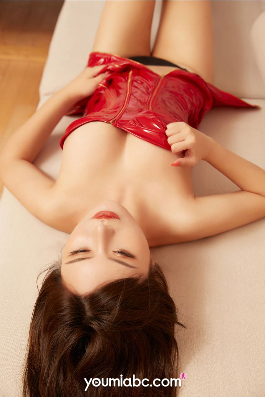 [Youmei] Vol.371 Red Dress