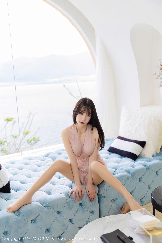 [YouMi] Vol.488 Zhou Yu Xi