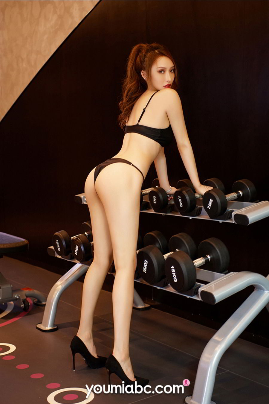 [Youmei] Vol.428 The temptation of the gym