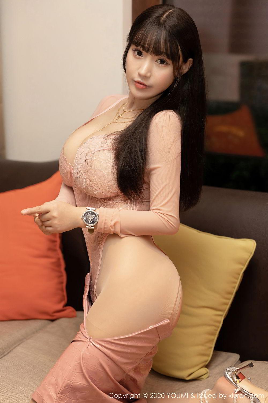 [YouMi] Vol.496 Zhu Ke Er