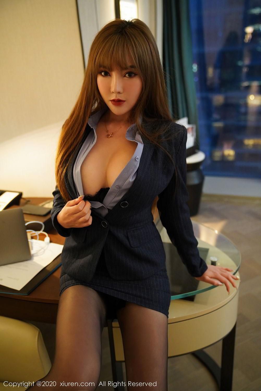 [XiuRen] Vol.2511 Meng Han Yao
