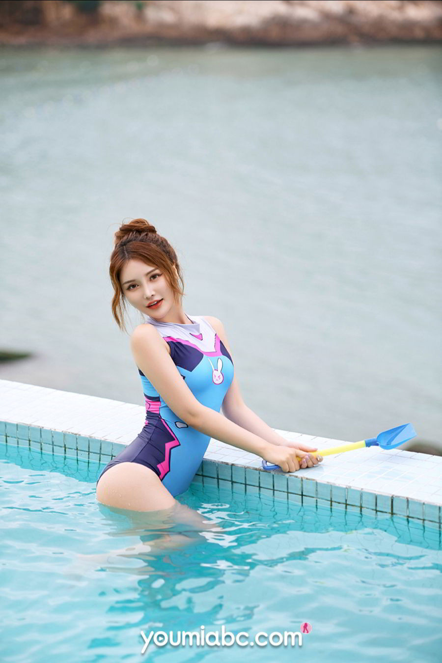 [Youmei] Vol.456 Streamer in winter and summer