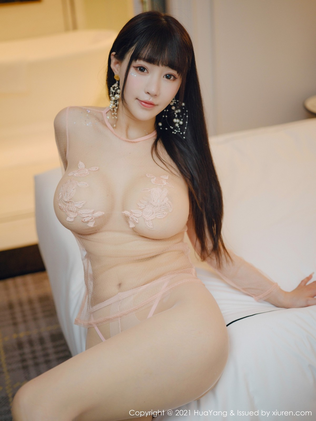 HuaYang No.418 朱可儿