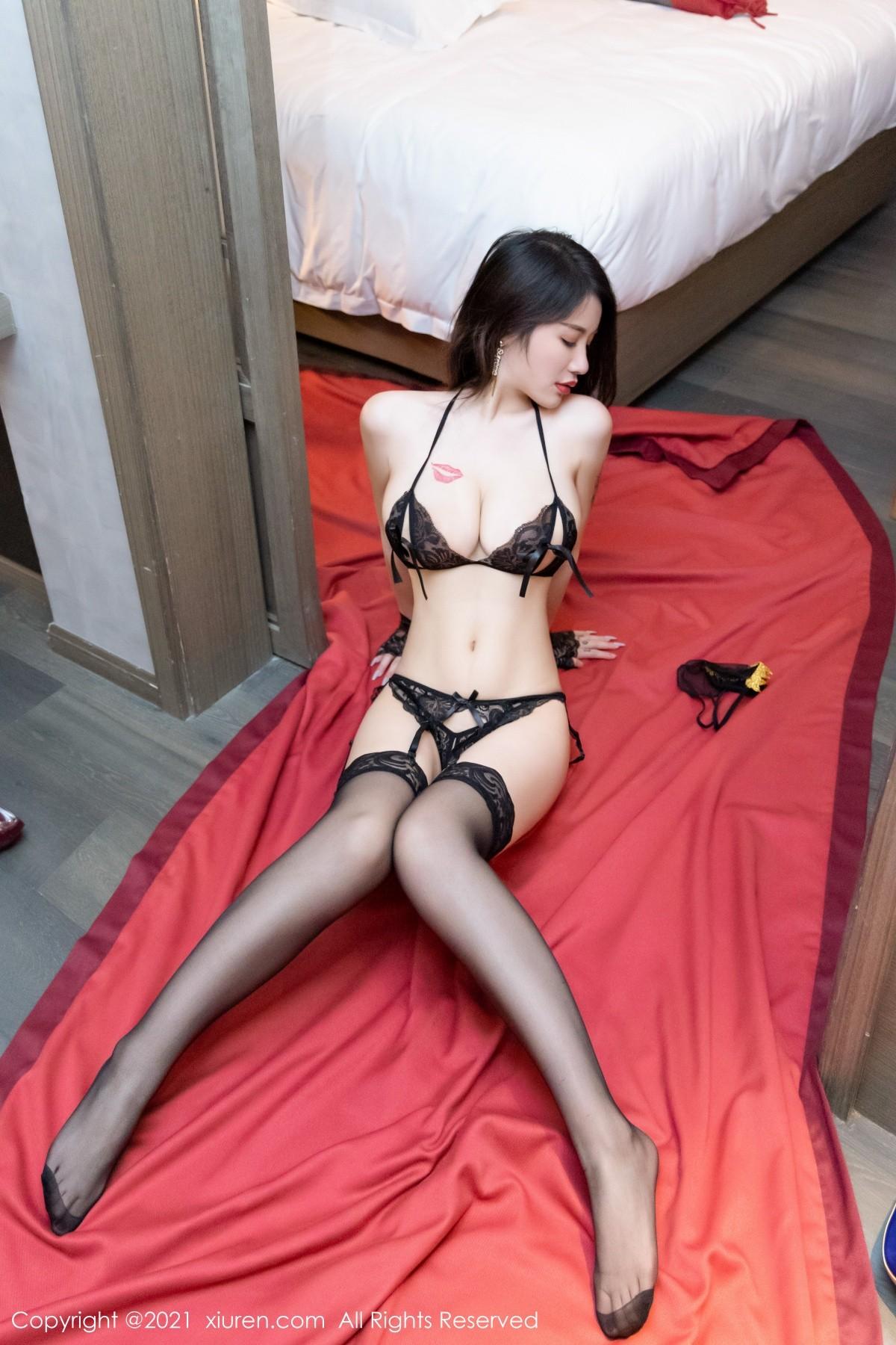 XiuRen No.3573 美七