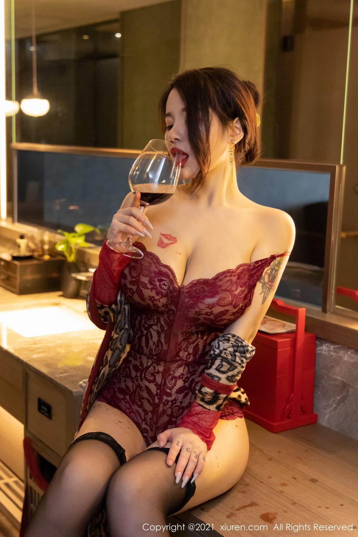 XiuRen No.3605 美七Mia