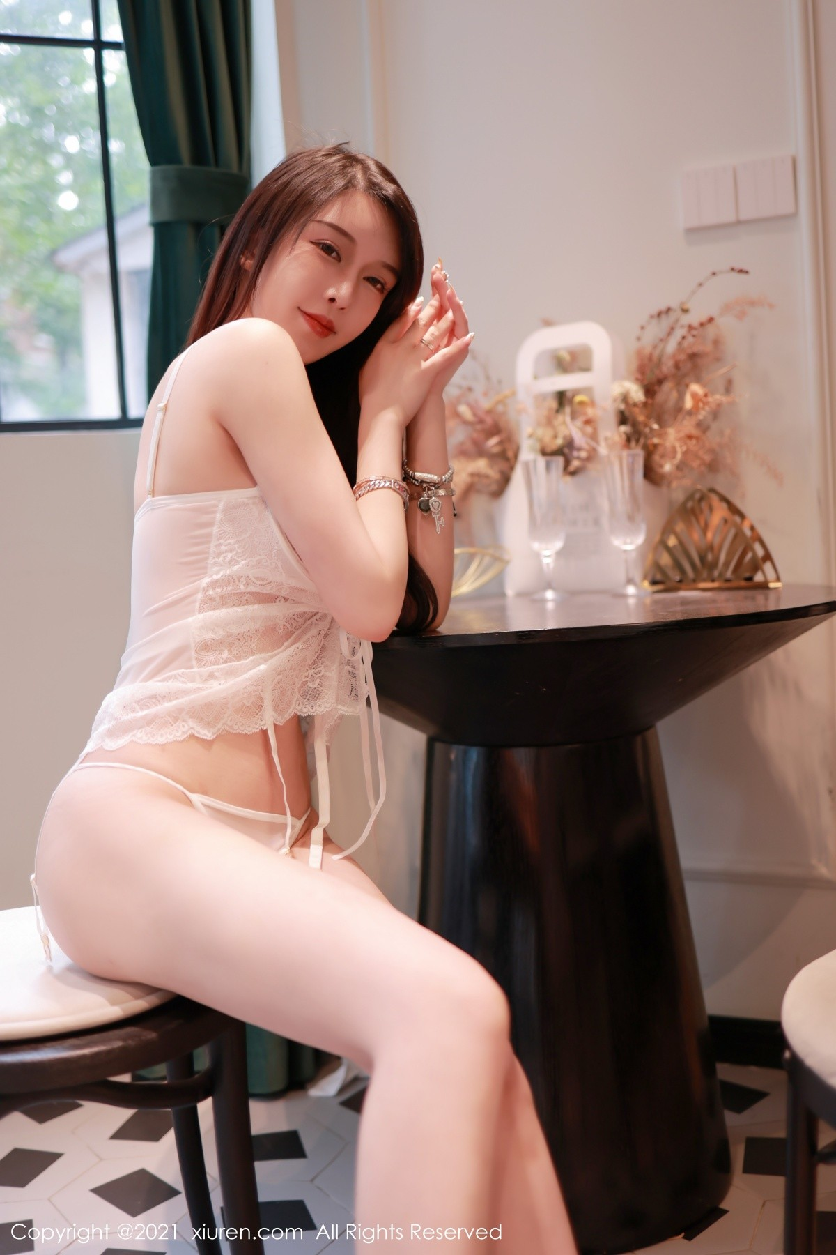 XiuRen No.3568 玉兔
