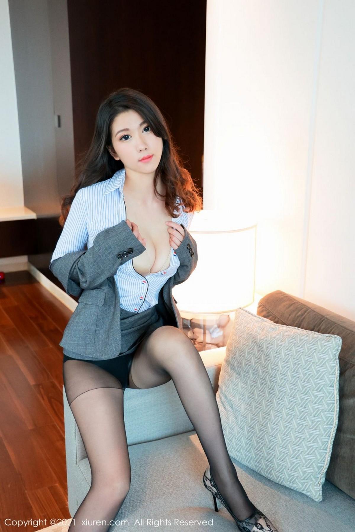 XiuRen No.3621 李雅柔