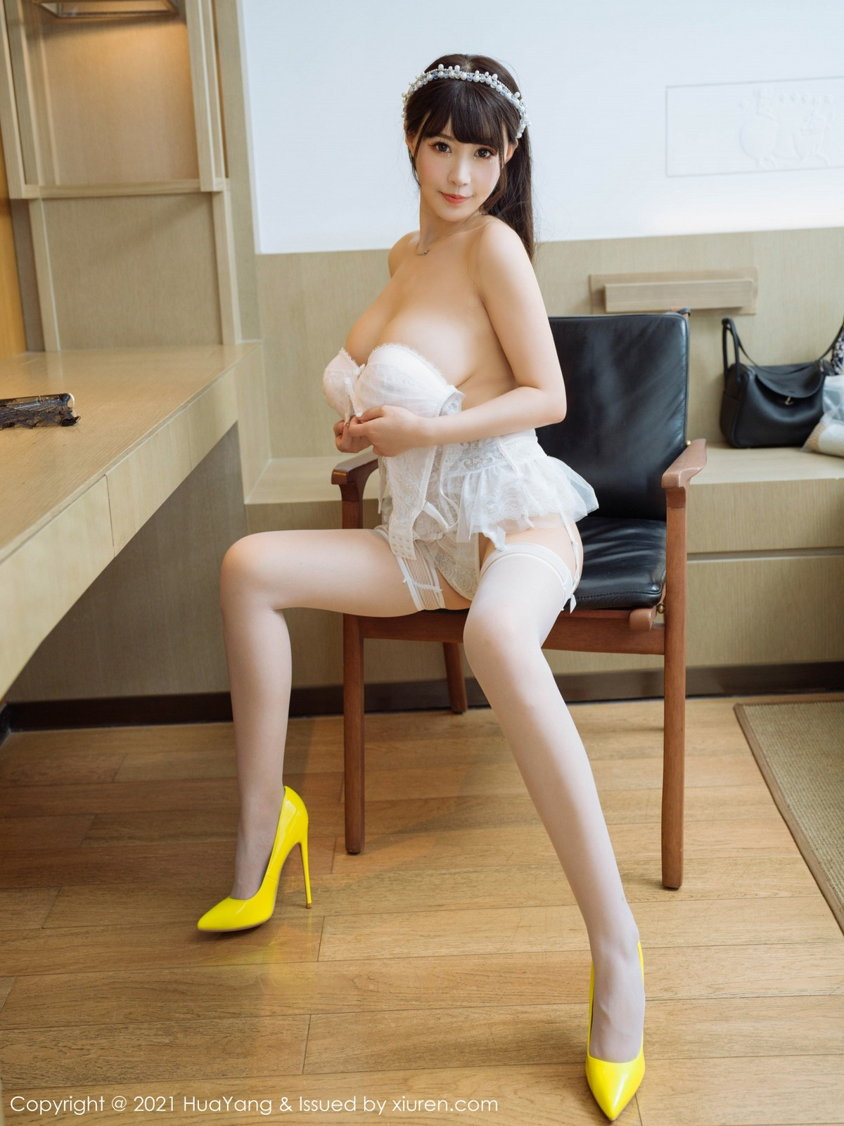 HuaYang No.436 朱可儿