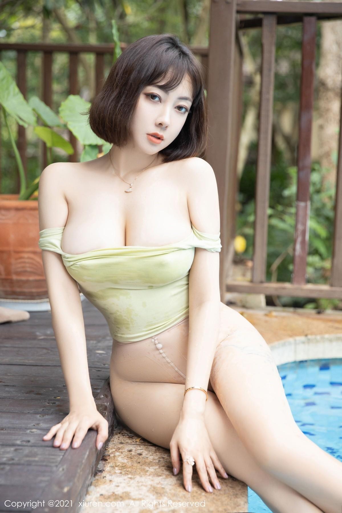 XiuRen No.3704 果儿