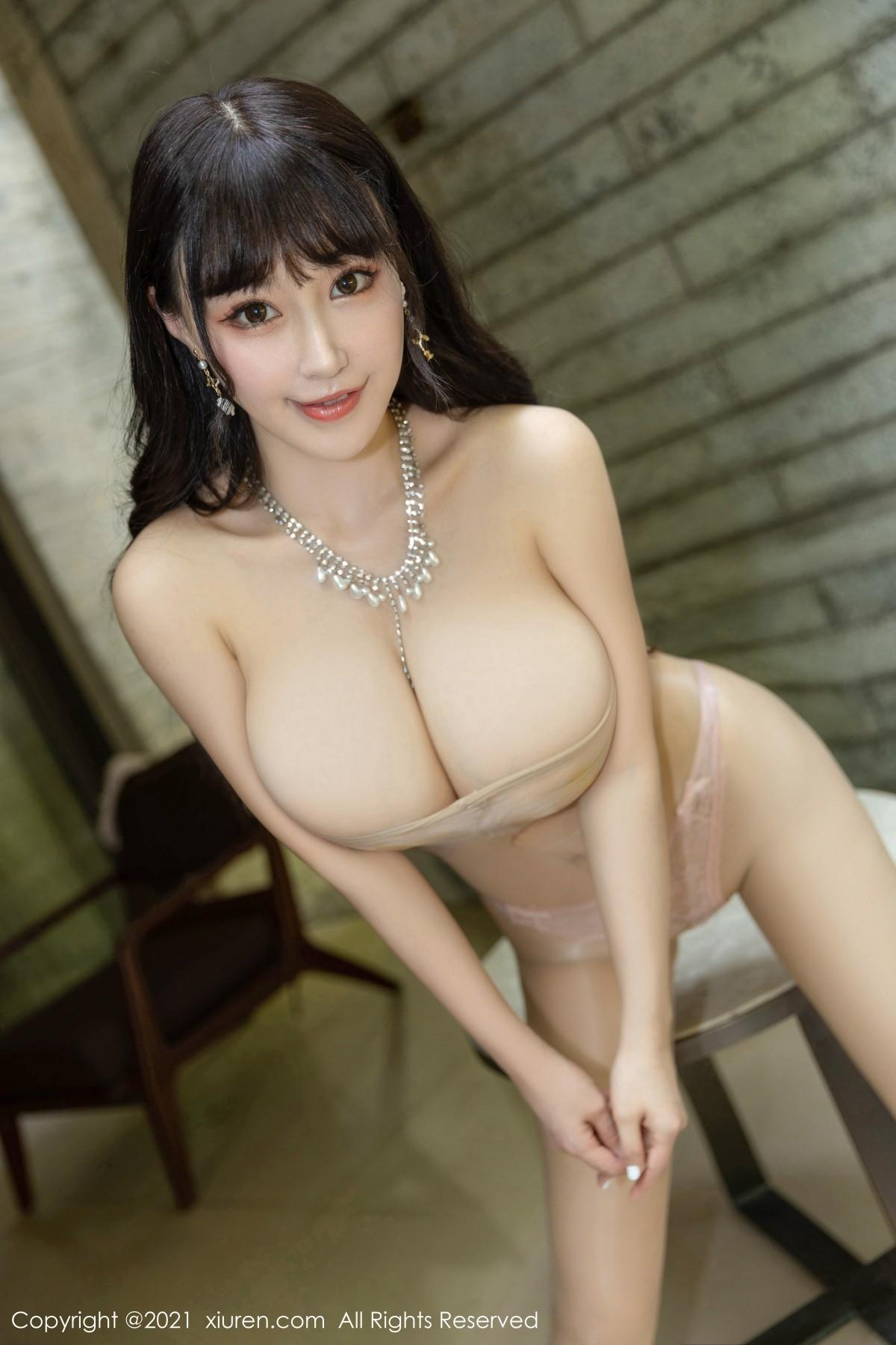 XiuRen No.3797 朱可儿