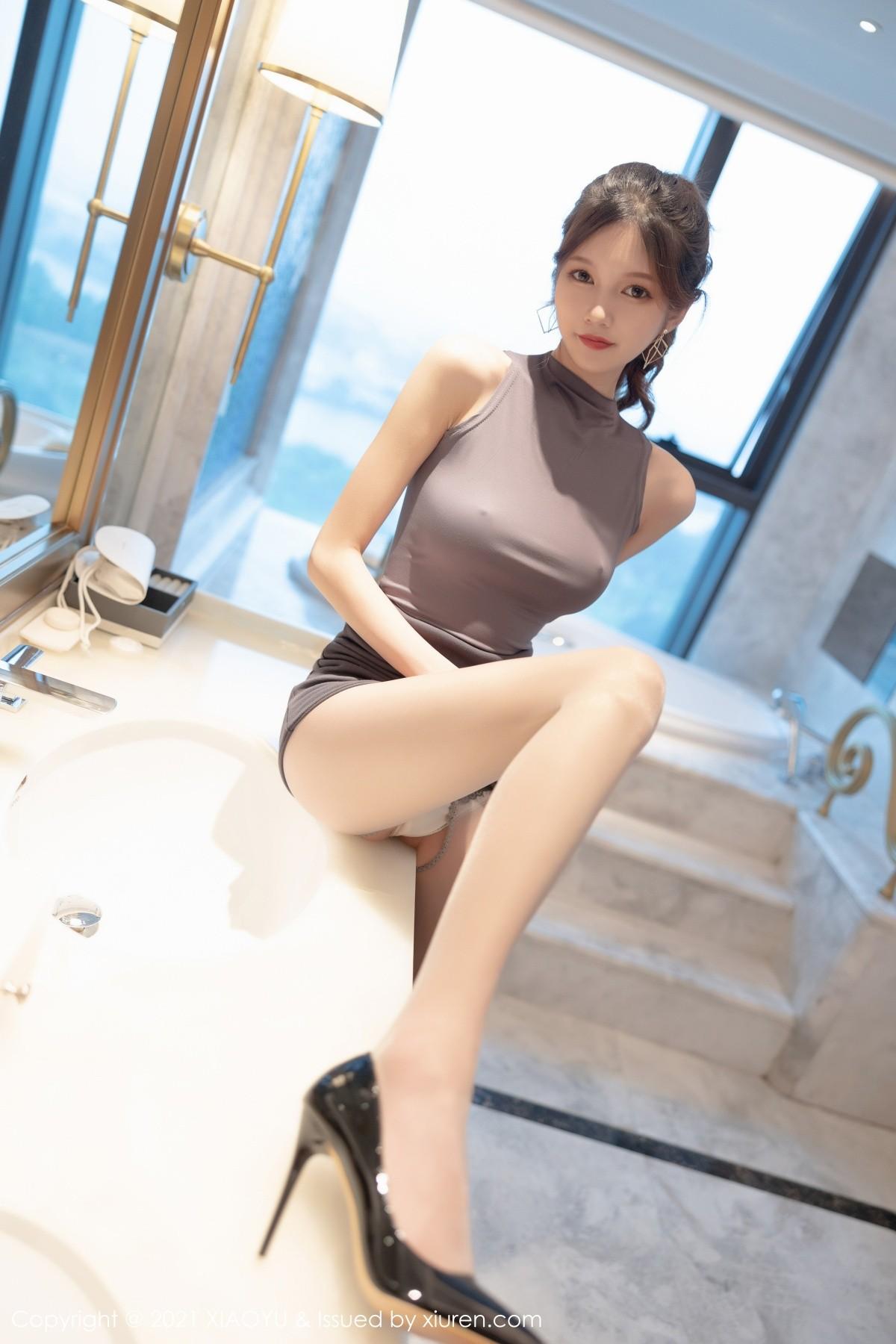XiaoYu No.599 程程程