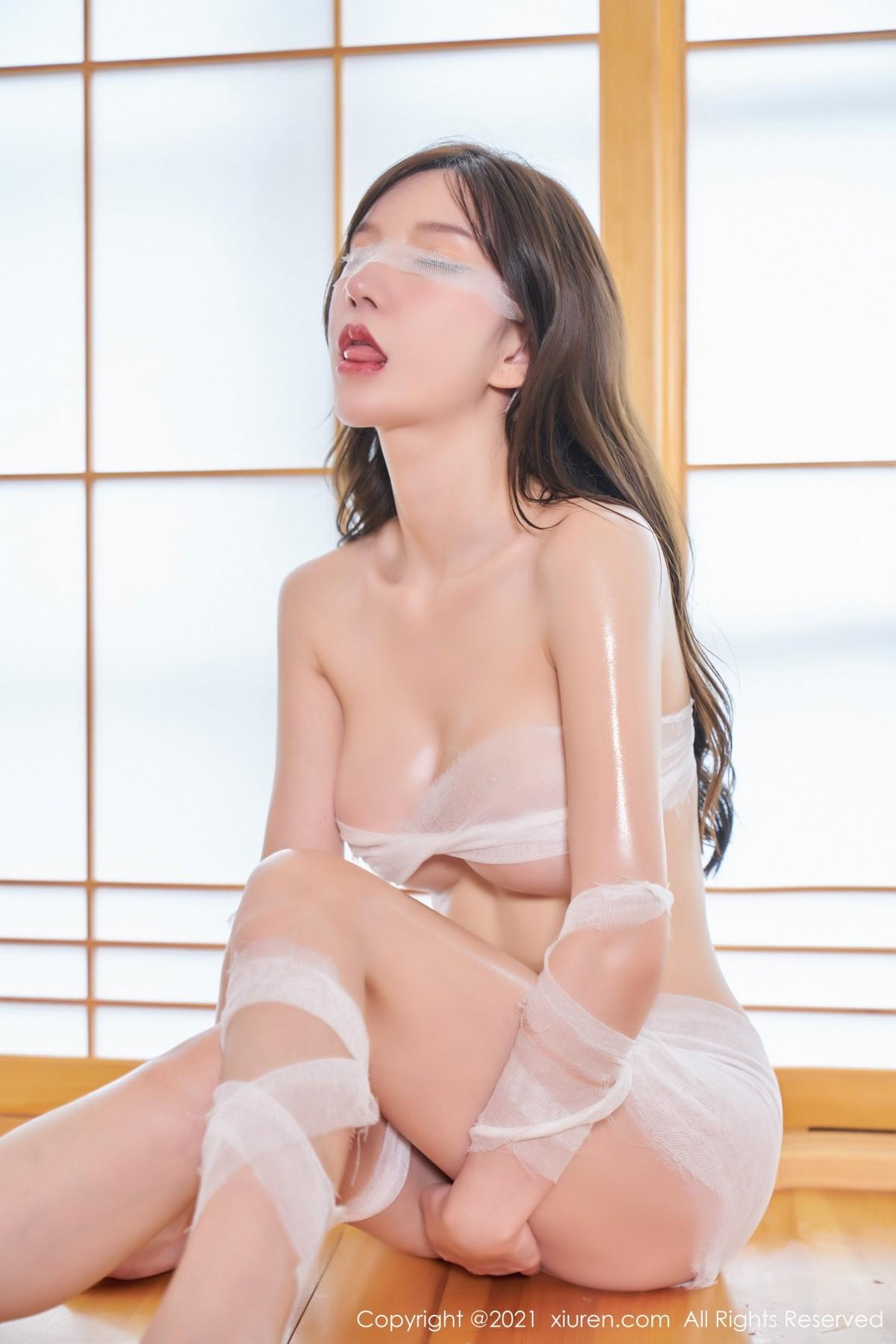 XiuRen No.3829 周于希