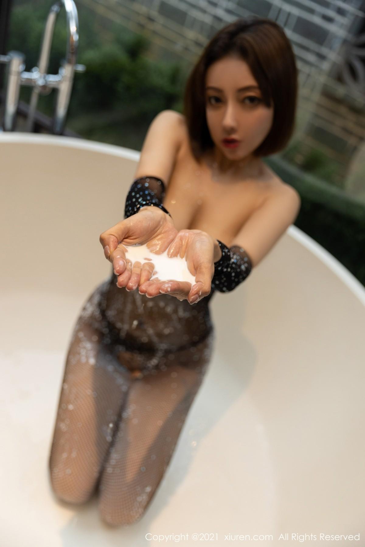 XiuRen No.3901 果儿