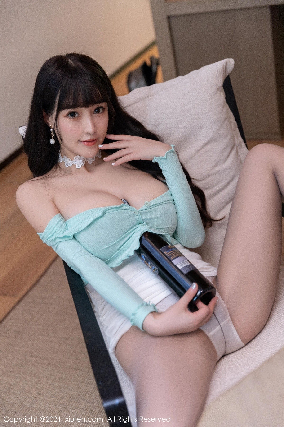 XiuRen No.3896 朱可儿