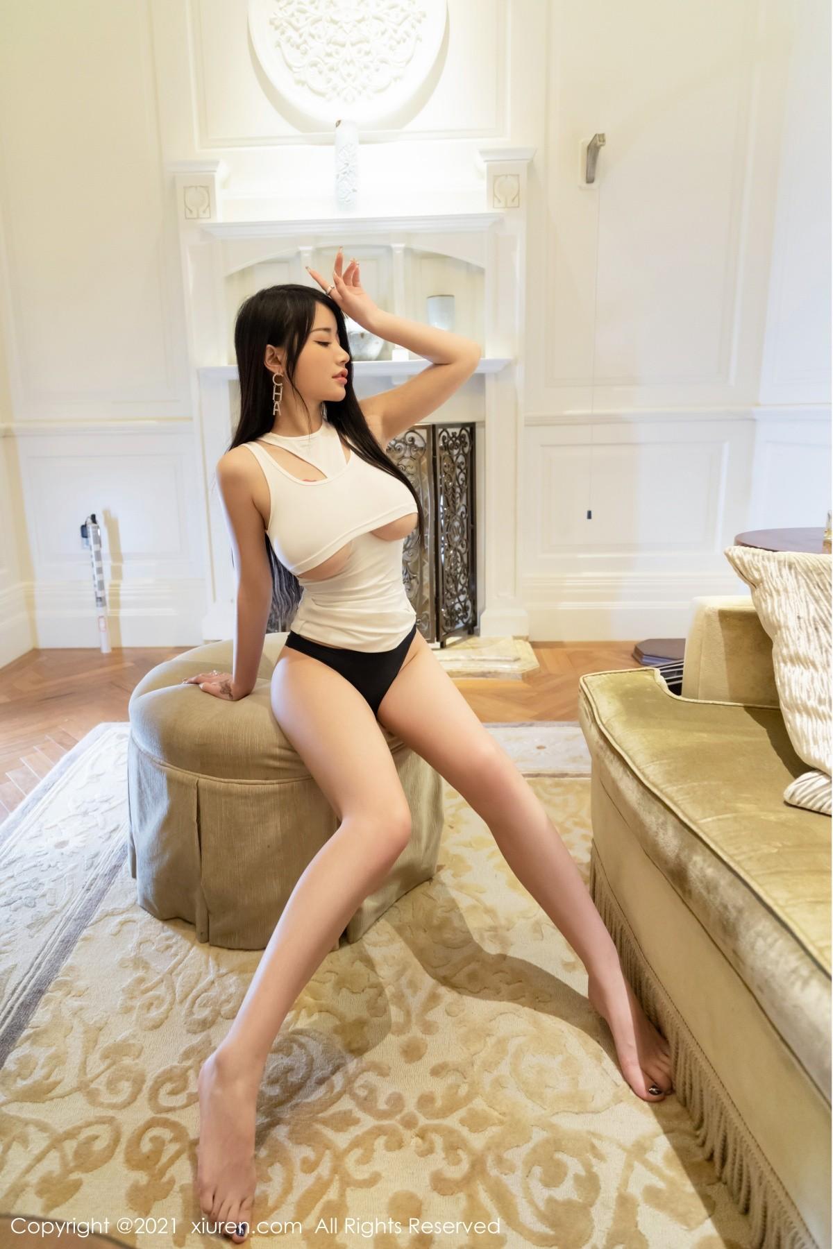XiuRen No.3899 美七