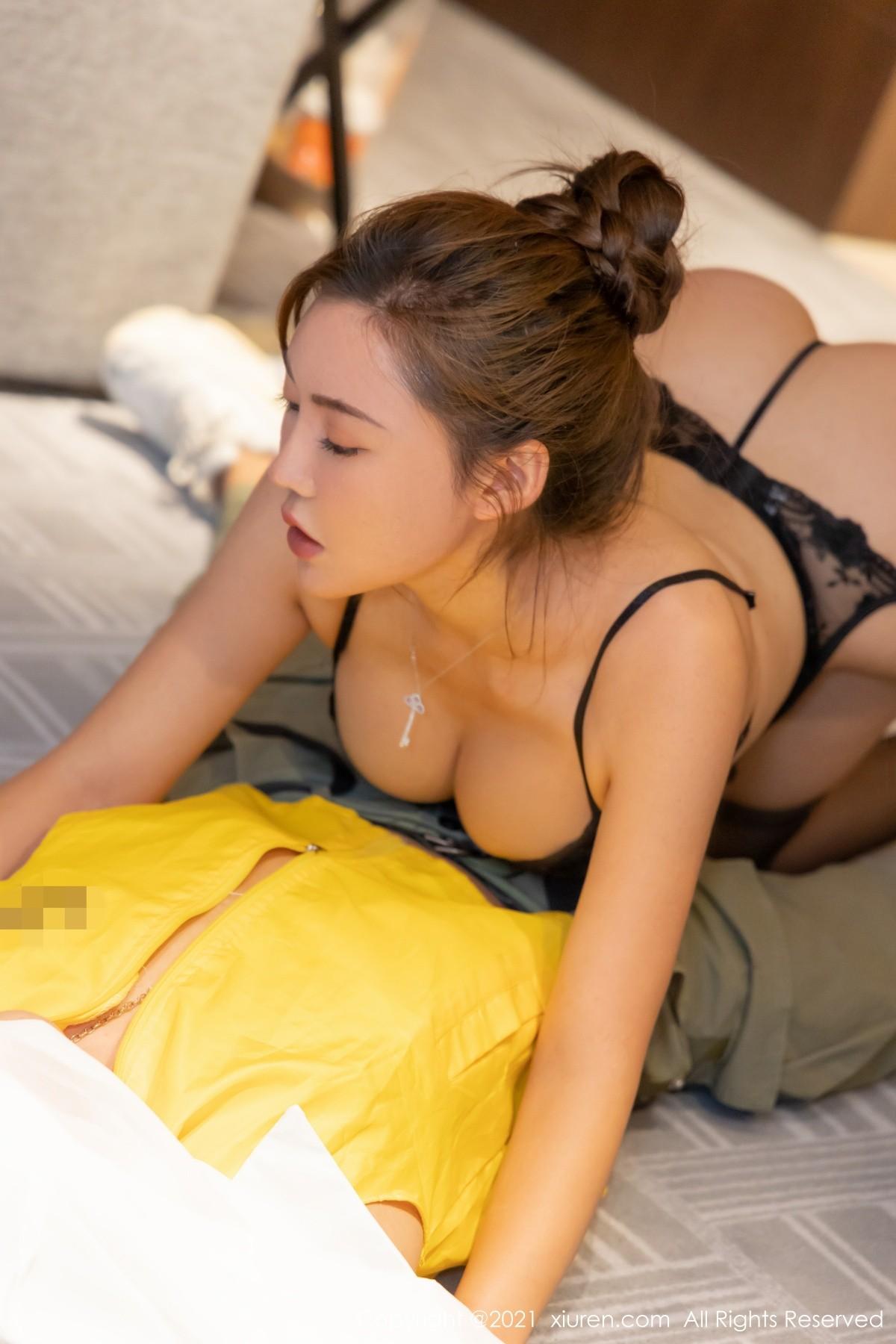 XiuRen No.4014 美七