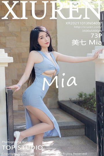 XiuRen No.4057 美七