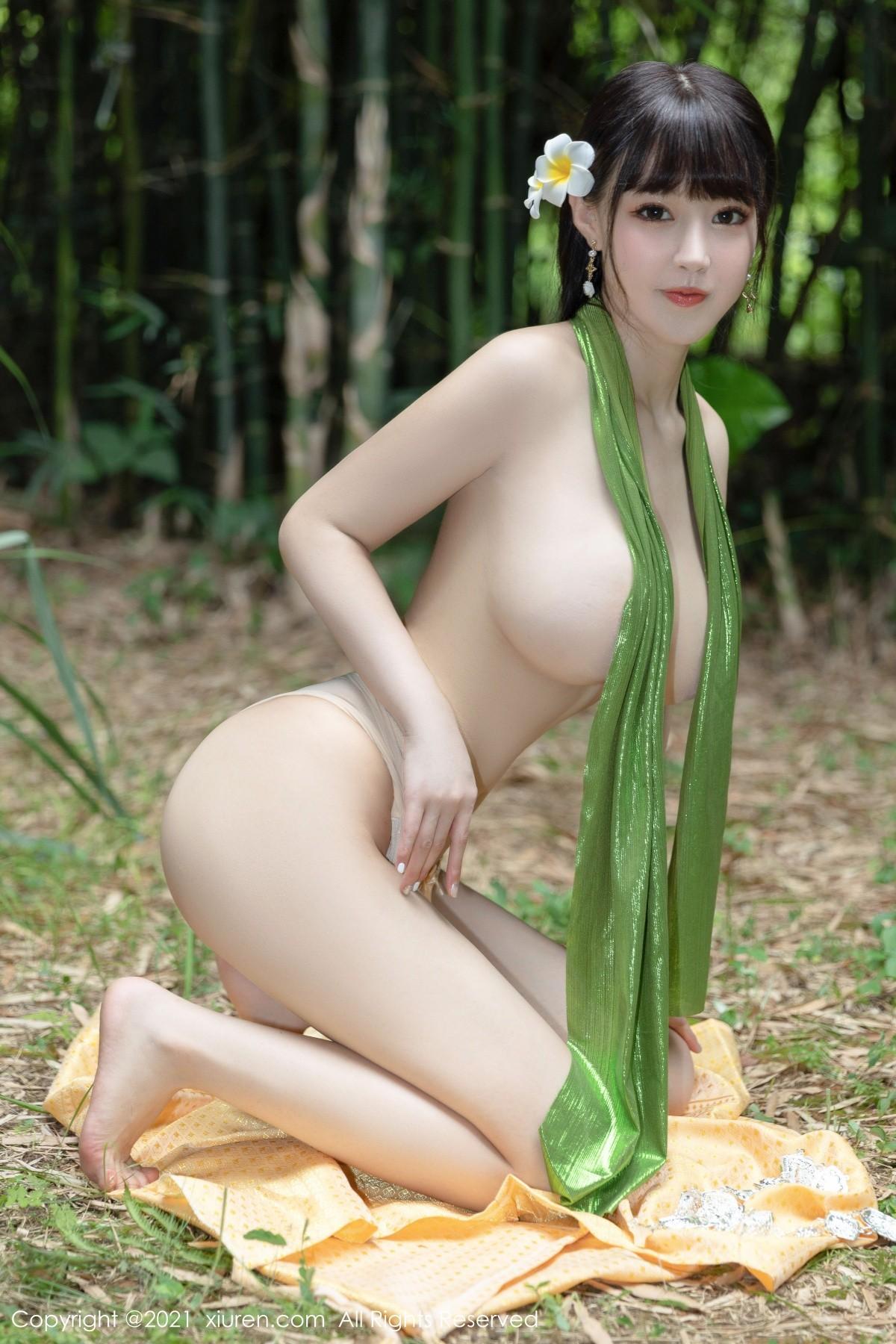 XiuRen No.3971 朱可儿